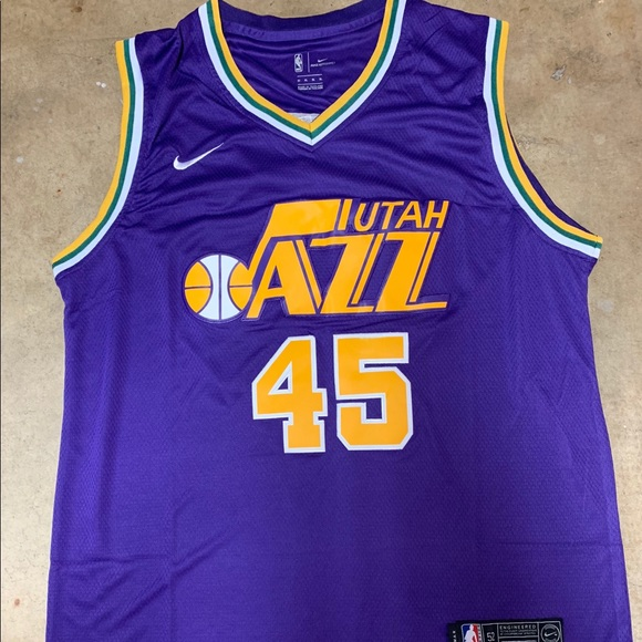 super popular 6466f 1b1a8 cheap utah jazz old jersey 6ef87 94aed